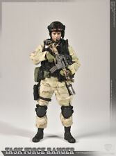 CrazyFigure US Delta Force Master Sergeant Rangers Task Force Somalia 1/12 FIG