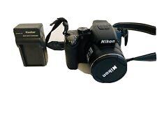 Nikon COOLPIX P100 10.3MP Digital Camera 26x Zoom