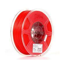 eSUN 1.75mm Red PLA PRO (PLA+) 3D Printer Filament 1KG Spool (2.2lbs), Red, (...