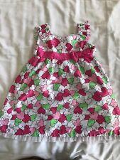 Sophie Fae Girl's Heart Sleeveless Dress, Size 5