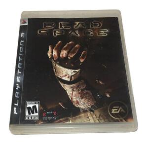 Dead Space Sony PlayStation 3 PS3 2008 Complete CIB Black Label Very Good EA