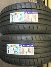 2x 235/35 ZR19 Michelin Pilot Sport 4S, 91Y XL Brand-New DOT 2020