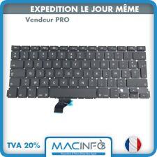 "Clavier Apple MacBook Pro Retina 13"" A1502 2013 2014 2015 Français Azerty"