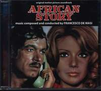 African Story - Francesco De Masi (cd)