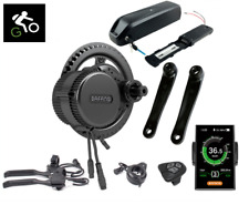 Complete 250W E-Bike Conversion Kit - Bafang Mid-Drive Motor Hub LCD *UPGRADED*