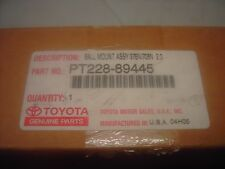 TOYOTA BALL MOUNT ASSEMBLY 375N/706N 2.0 Part Number on the box is PT228-89445