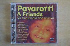 Pavarotti & Friends – Pavarotti & Friends For Guatemala And Kosovo     (C530)