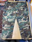 Rothco Ultra Force Woodland Camo BDU Trousers Pants 5XLarge-Regular (58x32)