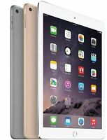Apple iPad Air 2 32GB, Wi-Fi + Cellular (Unlocked), 9.7in - All Colors