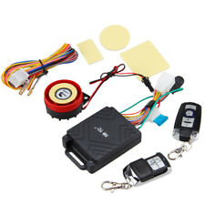 Motorcycle Motorbike Bike Security Alarm System Immobiliser With Remote Control