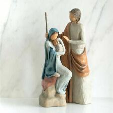Willow Tree Nativity The Holy Family Nativity Figurines