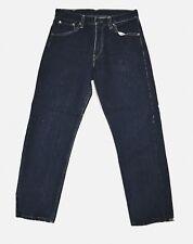 Levis Jeans 521 02 W33 L30 Blau uni #RJ1304 Zustandgut