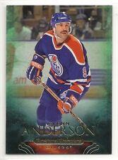 2011-12 Parkhurst Champions - #43 - Glenn Anderson - Edmonton Oilers