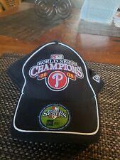 Philadelphia Phillies 2008 World Champion Cap
