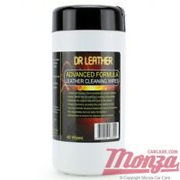 Dr Leather Cleaner & Conditioner Car / Motorbike & Leather Sofa Wipes