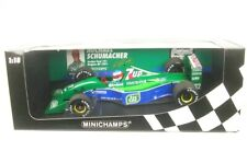 Jordan Ford 191 No.32 Belgian Gp Spa Formula 1 1991 (Michael Schumacher) 1:18