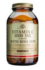 Solgar, Vitamin C 1000 mg with Rose Hips Tablets , 250