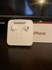 Apple Ear Earphones iPhone 11 New Original