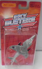 MJ7 Matchbox - 1989 Canadian Skybusters - Military - #09/12   Harrier