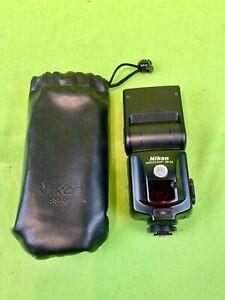 Nikon SB-28 Speedlight Camera Flash with Omni-Bounce Diffuser - MINT Condition!