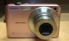 Camera Casio Digital Exilim EX-Z1050 10.1 MP  Features Anti-Shake mode, Pink
