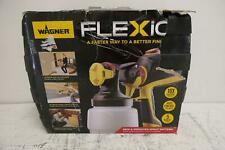 Wagner FLEXiO 3000 HVLP Paint Sprayer ~ FREE SHIPPING