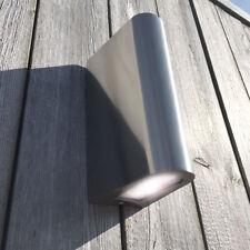 LED Up & Down Wandlampe Wandleuchte Aussenleuchte Garten Haus Edelstahl IP44