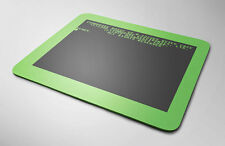 Retro Commodore 128 screen Mouse mat (CBM 128 C128 Mouse Pad mousepad gaming)