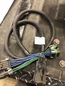 WESTERN / FISHER 76272 TRUCK SIDE LIGHT SYSTEM 10-PIN SOFT START ADAPTER HARNESS