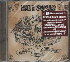 "HATE SQUAD  ""Deguello Wartunes""  NEW METAL-IMPORT CD  1 of last 3 !!!!"