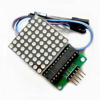 Dot led matrix Module MCU control LED Display modules for Arduino MAX7219