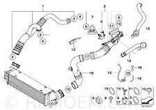 Engine Intake Hose Seal Genuine BMW E88 E90 320d E60 X1 X3 X5 E53 Z4 11617791470