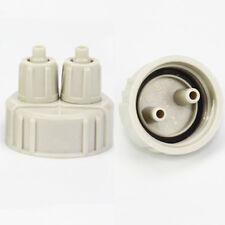 CO2 Système Kit Générateur de Capsule de Bouteille DIY + 2 Joint Pour Aquarium