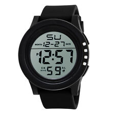 Fashion LED Digital Quartz SKMEI Watch Military Sport Men Wristwatch
