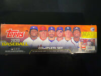2020 Topps Baseball Complete Set Orange Target Excl Chrome Rookie Relic or Auto!