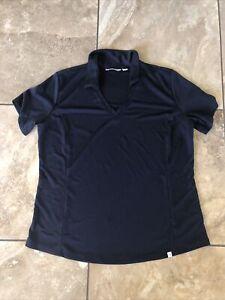 Women's Lady Hagen Blue Shirt- size XL