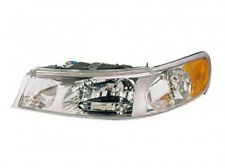 New Left driver headlight light for Lincoln Town Car 1998 1999 2000 2001 2002