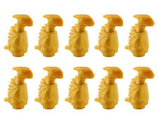 LEGO 10 pcs PEARL GOLD NORBERT Golden Dragon Baby Dinosaur Animal Minifig 41535