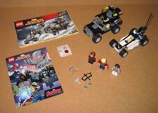 76030 LEGO Avengers Hydra Showdown – 100% Complete w Instructions EX COND 2015