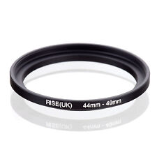 44mm-49mm Step-Up Metal Filter Adapter Ring / 44mm Lens to 49mm Accessory