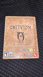 Elder Scrolls IV: Oblivion -- Collector's  Edition (PC, 2006)