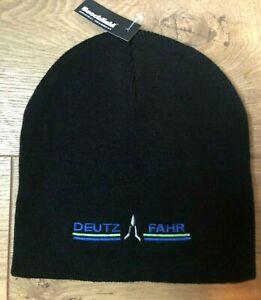 Deutz Fahr Tractor Beanie Hat - One Size