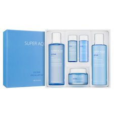 MISSHA Super Aqua Ice Tear Special Gift Set(Toner+Emulsion+Cream) Free gifts