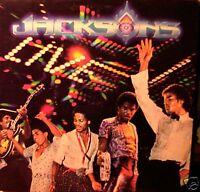 Jacksons LP Live PROMO