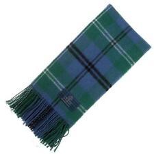 New Long Neck Fashion Melville Ancient Tartan Scarf - Scottish Wool Clan Scarves
