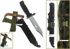GENUINE KALASHNIKOV BAYO 6H4 ORIGINAL KNIFE FOR AK-47 AK-74 + MOLLE HOLDER