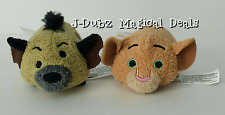 NWT Disney Parks The Lion King Mini Tsum Tsum SET OF 2 ED THE HYENA & NALA