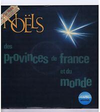 LP NOELS DES PROVINCES DE FRANCE & DU MONDE (1964)