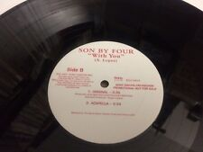 SON BY FOUR WITH YOU - DIAZ BROTHERS   SONY DISCOS  PROMO V 12