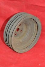 1967-68 Torino BOSS 302 289 3 Groove WATER PUMP PULLEY Mustang Falcon Fairlane